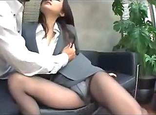 Asian Japanese  Office Panty Pantyhose Secretary Pantyhose  Japanese Busty     Office Busty Office Pussy Panty Asian
