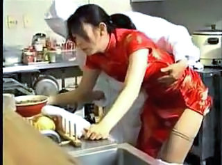 Asian Japanese Kitchen  Stockings Stockings