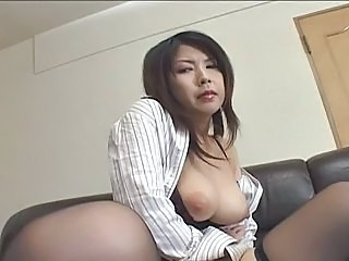 Asian Japanese  Natural Stockings Stockings
