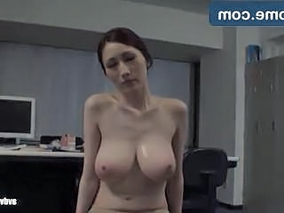 Asian Big Tits  Natural Office Asian Big Tits  Big Tits Asian Tits Office Chinese