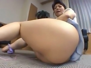Ass asian big mature