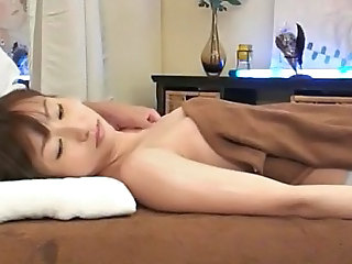Asian HiddenCam Massage  Voyeur Massage Asian    Spy