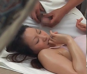 Asian HiddenCam Massage  Voyeur  Japanese Massage Massage Asian