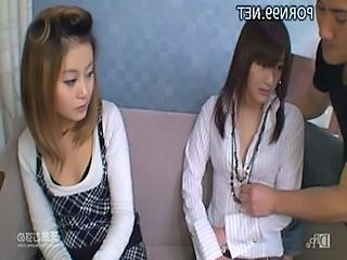Asian  Pornstar Threesome