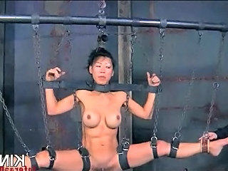 Asian Bdsm Bondage  Asian Babe  BDSM