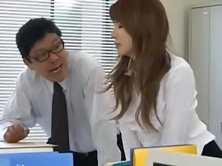 Asian Japanese  Office Secretary     Milk