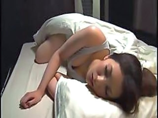 Asian Daughter Japanese Sleeping Daughter Boss