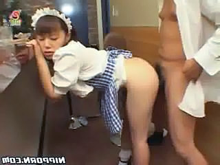 Asian Clothed Doggystyle Maid Teen Uniform Asian Teen Clothed Fuck Doggy Teen Teen Asian