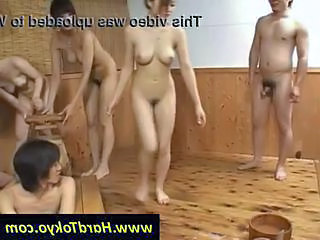 Asian Bathroom Groupsex Bathroom