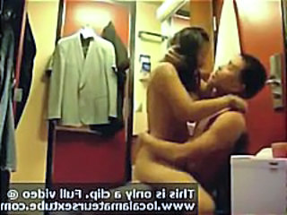 Asian HiddenCam Riding Bathroom Wild Wild Asian