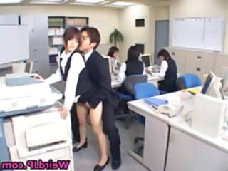 Asian Office Secretary Cute Asian