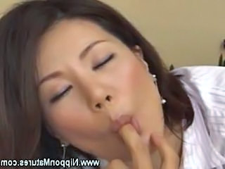 Asian Mom Handjob Asian