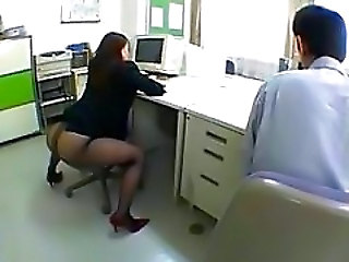 Japanese Office Pantyhose Pantyhose