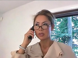 Asian Glasses  Wife Cheating Wife Cheating Mom    Wife Ass