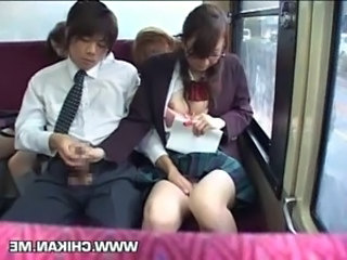 Asian Bus Upskirt Handjob Asian Upskirt Schoolgirl Forced School Bus