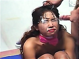 Asian Cumshot Facial Asian Cumshot