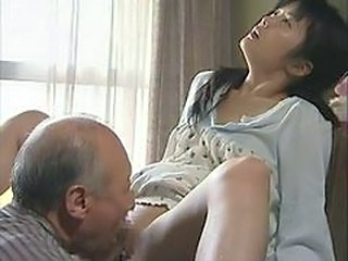 Asian Japanese Licking Older Old and Young Old And Young
