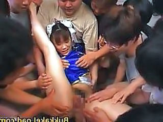 Asian Flexible Forced Gangbang Gangbang Asian Forced