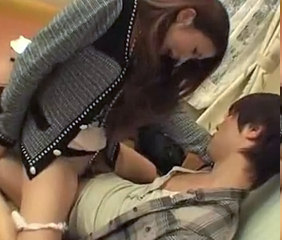 Asian Clothed Japanese  Riding