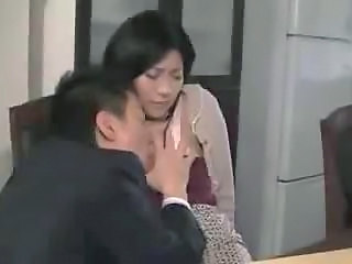 Asian Licking Wife Brother
