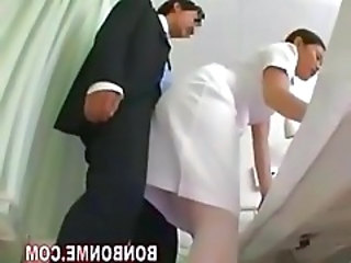 Asian HiddenCam Nurse Handjob Asian Nurse Asian