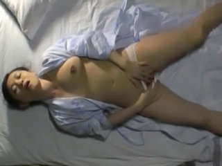 Asian Masturbating  Mom  Tits Mom Masturbating Mom  Mother