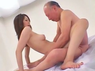 Asian Daddy Japanese Old and Young Riding Grandpa Daddy Old And Young