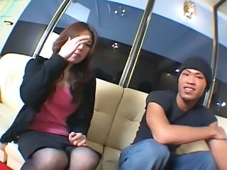 Asian Wife Married