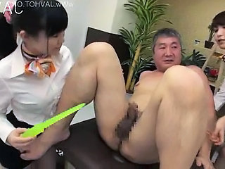Asian Femdom Japanese Old and Young Old And Young