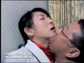 Asian Chinese Kissing  Chinese