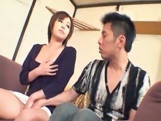 Asian Japanese Mom Caught