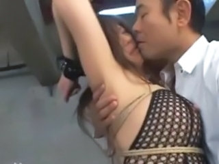 Asian Bondage Japanese Old and Young Son Old And Young