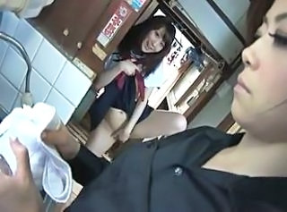 Asian Japanese  Old and Young Student Teen Uniform Teen Japanese Asian Teen Old And Young Japanese Teen    Teen Asian