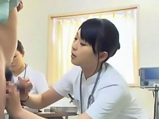 Asian Babe Handjob Nurse Uniform Asian Babe Handjob Asian Nurse Asian