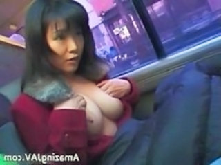 Asian Car  Natural Public Asian Babe   Public Asian Public
