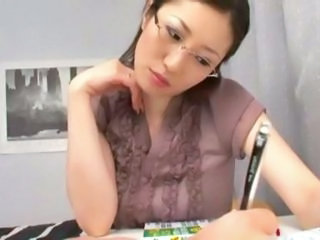 Asian Glasses Japanese  Teacher  Japanese Teacher   Teacher Japanese Teacher Asian