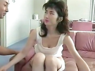 Asian Japanese  Mom   Mother