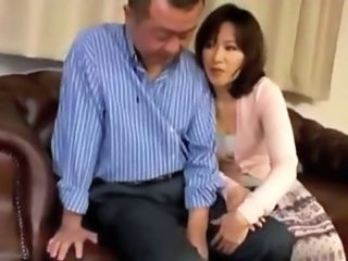 Asian Japanese  Older Blowjob Japanese   Japanese Blowjob