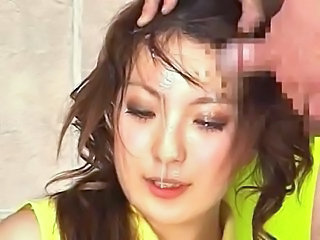 Asian Bukkake Cumshot Facial Asian Cumshot