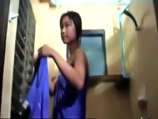 Asian Bathroom Thai Voyeur Bathroom