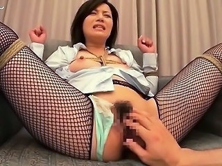 Asian Bondage Fishnet Japanese Fishnet
