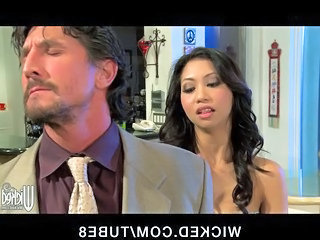 Asian Babysitter Daddy Interracial Old and Young Daddy Old And Young