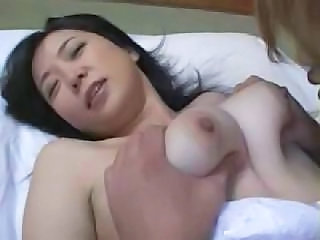 Asian Japanese  Mom Nipples