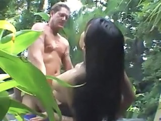 Asian Hardcore Interracial Outdoor Outdoor