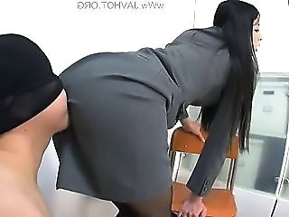 Asian Ass Japanese Secretary