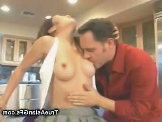 Asian Daddy Interracial Kitchen Old and Young Teen Teen Daddy Asian Teen Teen Ass Daddy Old And Young Kitchen Teen Kitchen Sex Dad Teen Teen Pussy Teen Asian