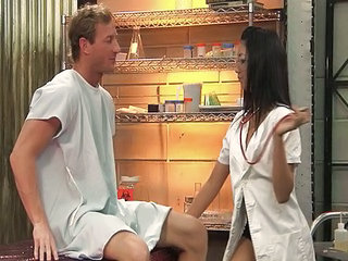 Amazing Asian Doctor Interracial Pornstar Uniform Cute Asian Nurse Asian