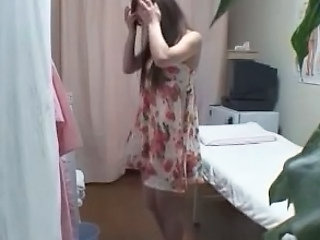 Asian HiddenCam Massage Voyeur Massage Asian