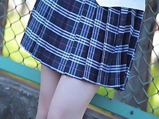 Asian Erotic Japanese Skirt Softcore