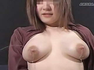Asian Mom Nipples Mother Milk